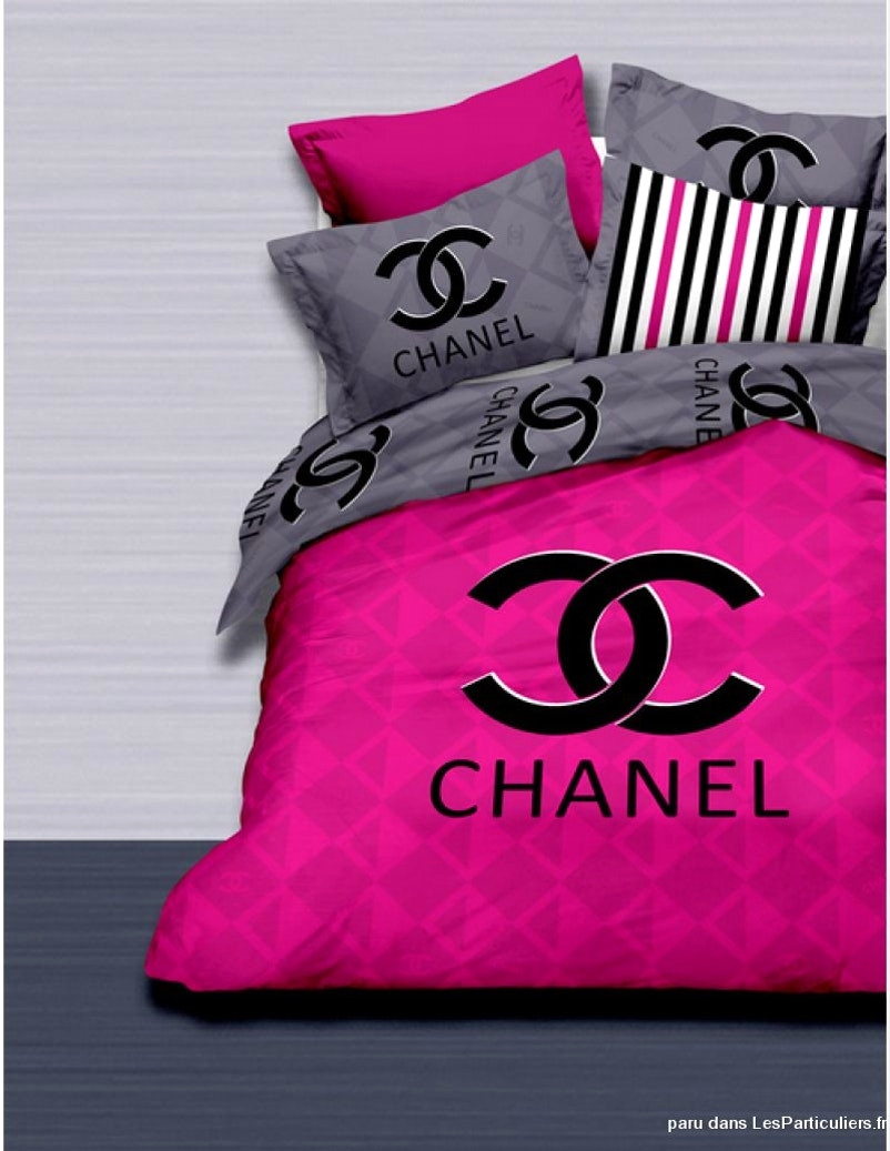 Reduction Authentique Parure De Lit Chanel Pas Cher Baskets Pactcotedor Fr